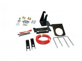 "2005-2007 Ford F250, F350 4wd (w/ or w/o in bed hitch) - Firestone ""Ride-Rite"" Air Bag Helper Springs (NO-DRILL) [REAR]"