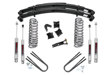 4IN FORD SUSPENSION LIFT SYSTEM (78-79 BRONCO 4WD)