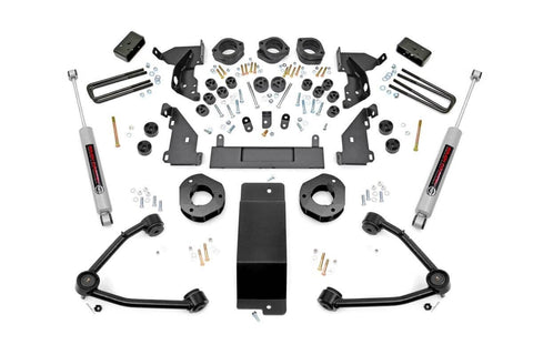 4.75IN GM COMBO LIFT KIT W/UPPER CONTROL ARMS (14-15 1500 PU 4WD)