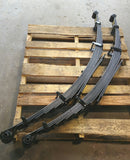 "Dodge Ram 2500, 3500 (2003-2013) 4wd Rear Leaf Spring 0 - 1"" Lift"
