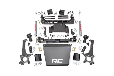 6IN TOYOTA SUSPENSION LIFT KIT (16-18 TACOMA 4WD)
