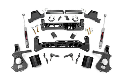 7IN GM SUSPENSION LIFT KIT (2018 1500 PU 2WD)