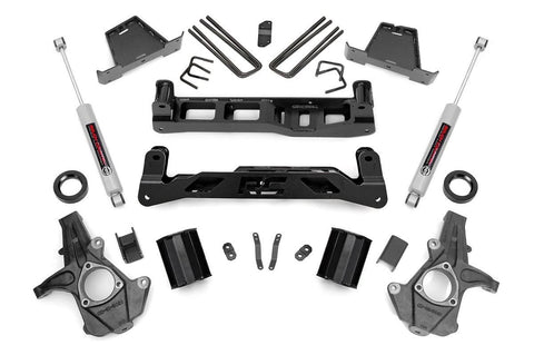 7IN GM SUSPENSION LIFT KIT (14-17 1500 PU 2WD)