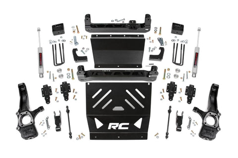 6IN GM SUSPENSION LIFT KIT (15-18 CANYON/COLORADO 4WD)