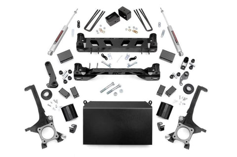 6IN TOYOTA SUSPENSION LIFT KIT (95-04 TACOMA 4WD)