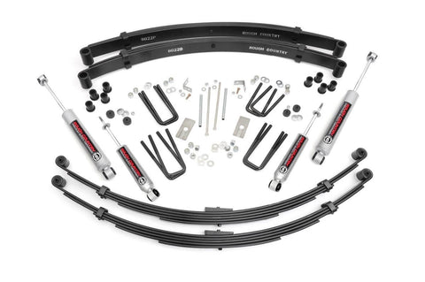 3IN TOYOTA SUSPENSION LIFT SYSTEM
