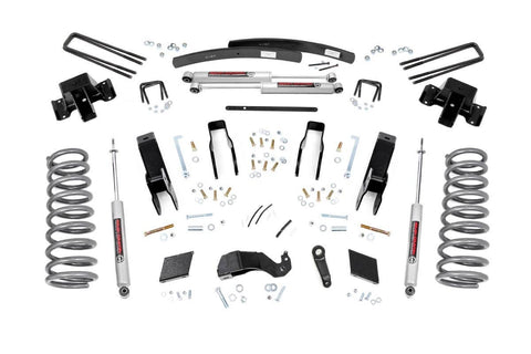 5IN DODGE SUSPENSION LIFT KIT (94-99 RAM 2500 4WD)