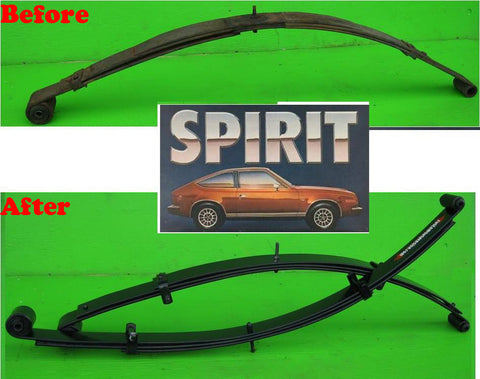 American Motors Spirit 1979 - 1983 Rear Leaf Spring (Pair)