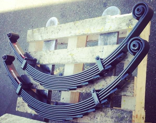 Chevy Gmc 1966 72 1 2 Amp 3 4 Ton Front Springs 10 Quot Lift