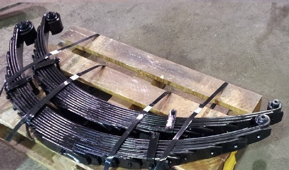 """Ram 2500 For Sale >> Chevy/GMC 1966-72 1/2 & 3/4 ton Front Springs 14"""" Lift ..."""