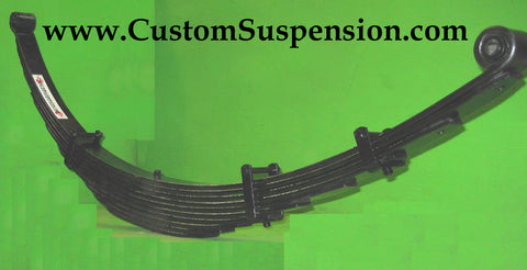 "Chevy/GMC 1999-2010 1500,2500 Progressive Design Rear Lift Spring 06"" - Pair"