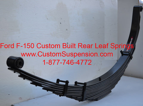 "F150 4WD (1997-03) Rear Lift Springs 22"" - Pair"