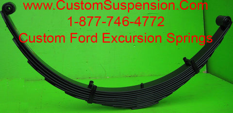 "Ford Excursion (1999-04) Rear Lift Springs 18"" - Pair"