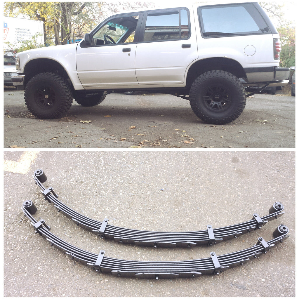 Land Rover Discovery 2 1998 2004 4x4 Rear Step Gas Strut: Ford Explorer (1991-00) Rear Lift Springs