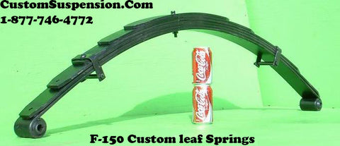 "Ford F150 1980-96 Rear Lift Springs 04"" - pair"