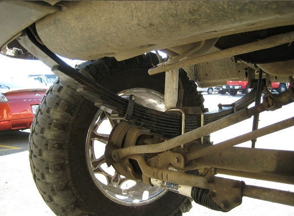Ford F250 1999 04 Front Lift Springs 10 Quot Pair