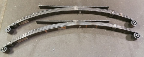 Ford F350 (1999-07) Rear Leaf Springs OEM 43-1261HD - Pair