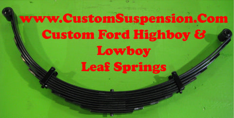"Ford F250 1966-79 - Custom Rear Lift Springs 12"" - Pair"
