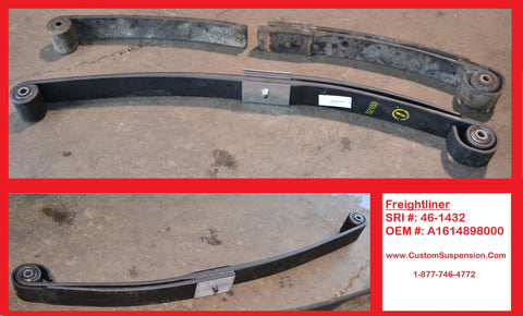 Freightliner Front Spring - A1614898000 - 46-1432 - Pair