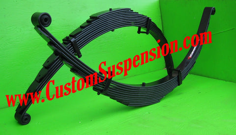 "Suburban 2500 1500 1992 - 2006 Custom 16"" Rear Springs - Pair"