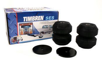 Timbren Kit for Ford F350 Super Duty [w/ snow plow pack] (1999-04) - 4WD - FRONT
