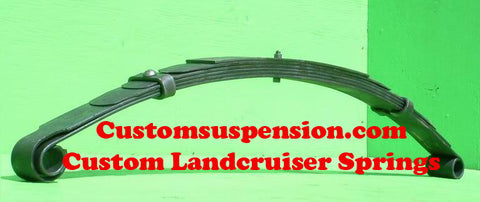 "FJ-40 Landcruiser (64-80) Front Lift Springs 01"" - Pair"