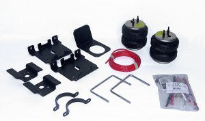 "2001-2010 Chevy / GMC Silverado, Sierra 2500HD, 3500HD - Firestone ""Ride-Rite"" Air Bag Helper Springs (NO-DRILL) [REAR]"
