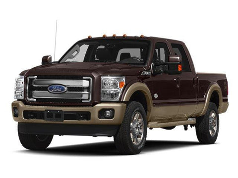 2008-2014 Ford F250SD, F350SD 2wd 4wd - Leaf Spring (Rear - 4/1 Leaves) 43-1681 - 3000 pds