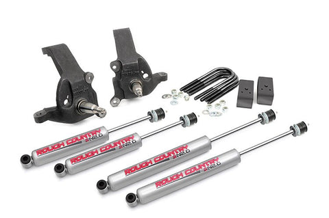 3IN FORD SUSPENSION LIFT KIT (97-03 F-150 2WD)