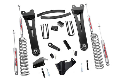 6IN FORD SUSPENSION LIFT KIT | RADIUS ARMS (05-07 F-250/350 4WD)