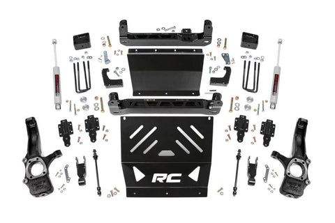 4IN GM SUSPENSION LIFT KIT (15-18 CANYON/COLORADO 4WD)