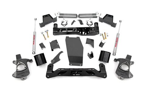 6IN GM SUSPENSION LIFT KIT (14-17 1500 PU 4WD)