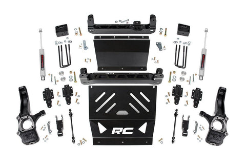 6IN GM SUSPENSION LIFT KIT (15-18 CANYON/COLORADO 2WD)