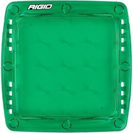 Rigid Industries Q Series Light Cover (Green) - 103973