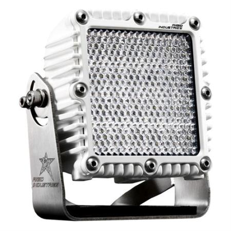Rigid Industries Q Series Pro Diffused LED Light (White) - 245513