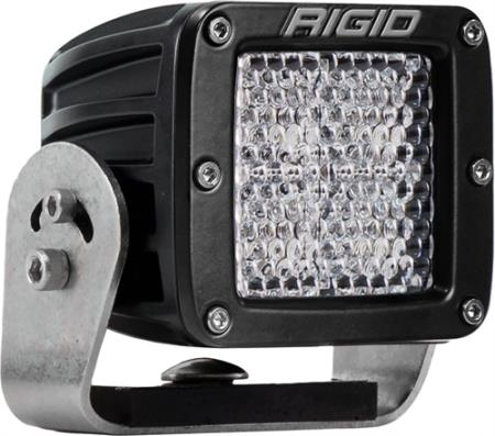 Rigid Industries D-Series Dually Heavy-Duty Diffused Light - 521513MIL