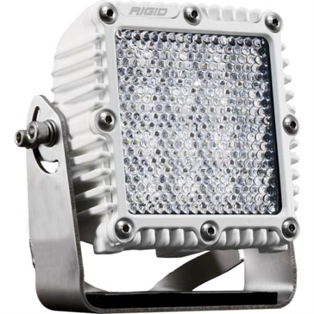 Rigid Industries Q Series Pro Diffused Driving LED Light (White) - 545513
