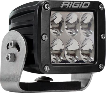 Rigid Industries D-Series Dually Heavy-Duty Driving Light - 521323