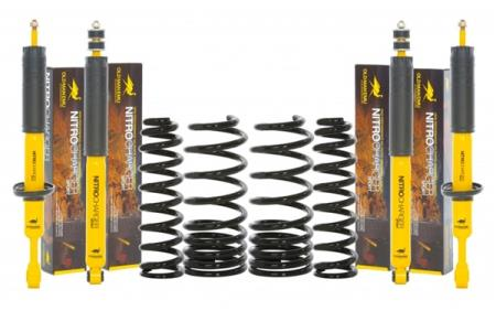 ARB 2.5 Inch Lift Kit (Light Duty) - OMEFJC10LKS
