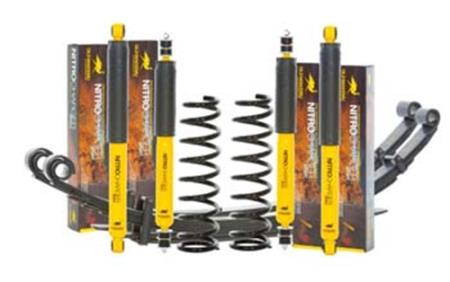 ARB 2.5 Inch Lift Kit (Light Duty) - OMETUN57LKS