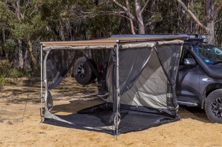ARB 4x4 Deluxe Awning Room with Floor - 813208A