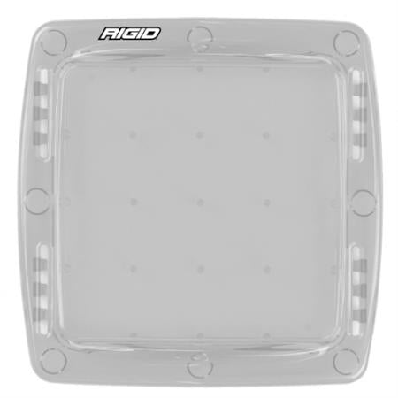 Rigid Industries Q Series Light Cover (Clear) - 103923