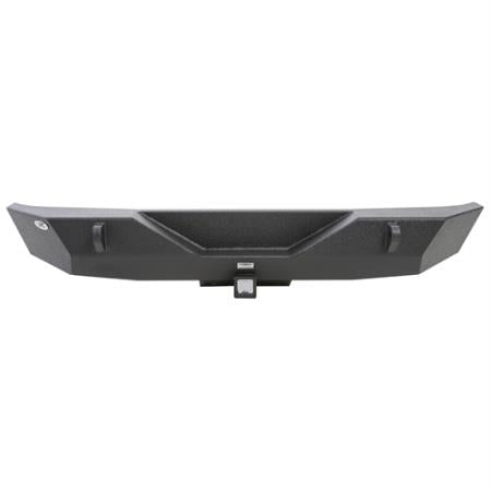 Smittybilt XRC Armor Rear Bumper with Hitch - 76855