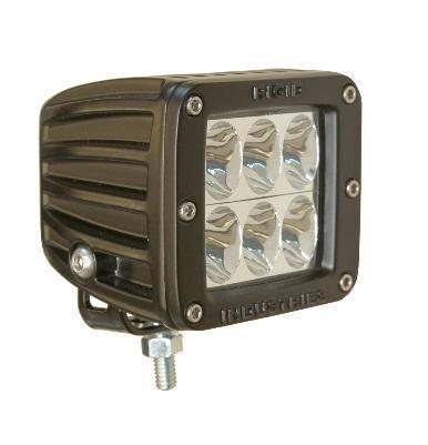 Rigid Industries Dually D2 Driving LED Light - Set of Two - 50234