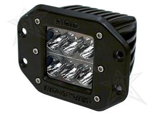 Rigid Industries Dually D2 Wide LED Light - Set of Two - 51212