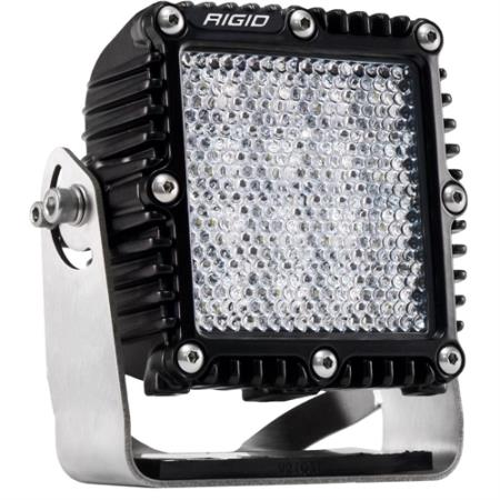 Rigid Industries Q Series Pro Diffused LED Light (Black) - 244513