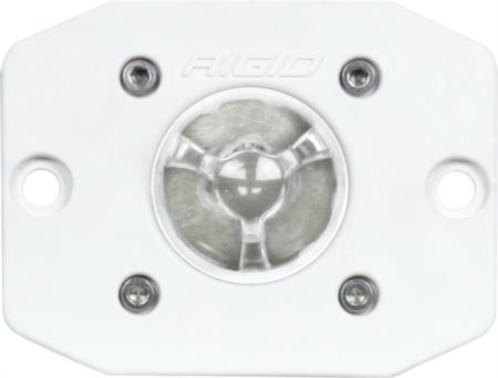 Rigid Industries Ignite LED Spot Light - Flush Mount (White) - 60611
