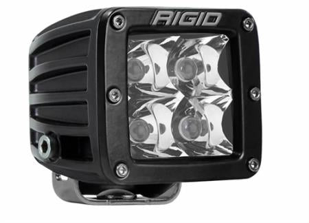 Rigid Industries D-Series Dually 10 Degree Spot LED Light - 201223