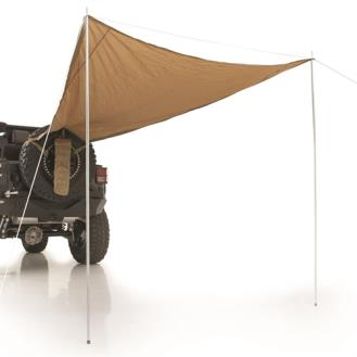 Smittybilt Trail Shade Instant Vehicle Canopy - 5662424