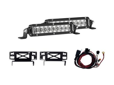 Rigid Industries Dual Grille Light Kit - 41618